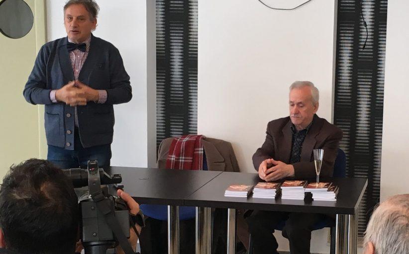(VIDEO) Mihai Buznea - a 8-a lansare de carte