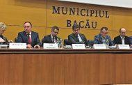 (VIDEO) S-a semnat contractul de finanțare pentru rezerva de apă a Bacăului