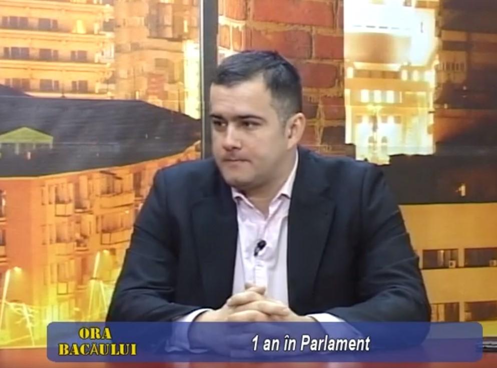 1 an în Parlament