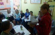 Curs de pregătire în caz de dezastre pentru angajatele Centrului bugetar crese
