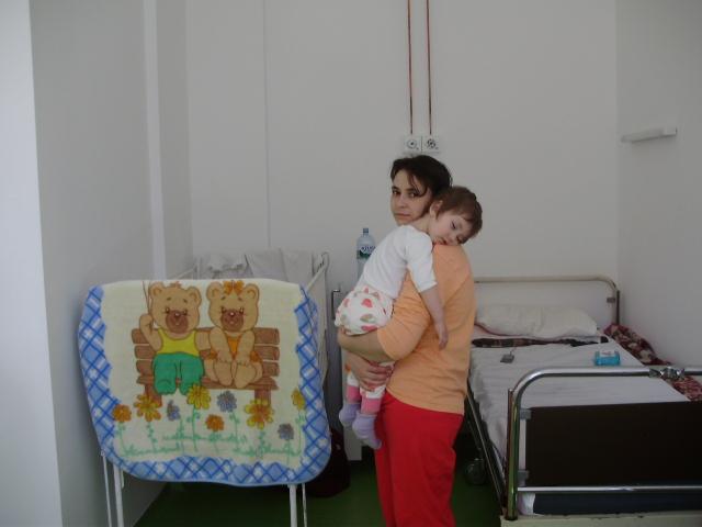 Gripa și rujeola țin închise ușile spitalului din Bacău