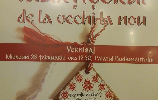 Mărțișorul, inclus recent în Lista Patrimoniului Cultural Imaterial al Umanităţii UNESCO, sărbătorit la Camera Deputaților