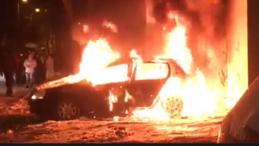 VIDEO - Un VW s-a făcut scrum UPDATE