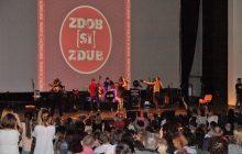 Zdob și Zdub - show de Bacău (FOTO - VIDEO)