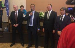 """Mihail Toncea, primul antreprenor care a primit titlul de """"Cetățean de onoare al Județului Bacău"""
