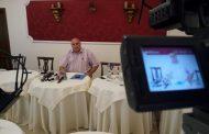 Lucaș - prima ieșire publică după condamnare (VIDEO)