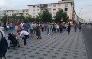 Proteste în Bacău (VIDEO)