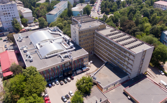 Spitalul Județean de Urgență afectat de criza apei potabile