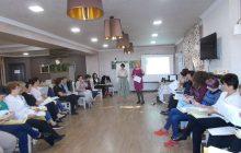 """Debut al proiectului """" Dialoguri pentru sănătate"""""""