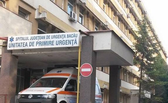 Spitalul Județean de Urgență Bacău primește peste 10 milioane de lei pentru modernizări