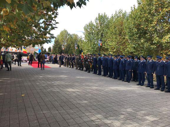 Ziua Armatei României în Parcul Catedralei
