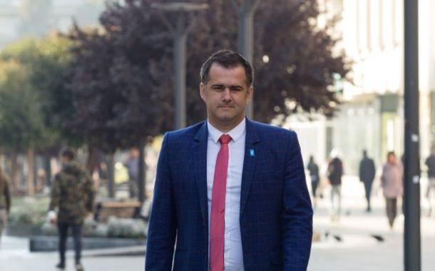 Lucian Stanciu Viziteu, deputat USR- suntem băcăuani, nu psd-iști!