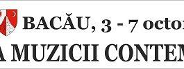 """Festivalul Internaţional """"Zilele Muzicii Contemporane""""  - PROGRAM"""