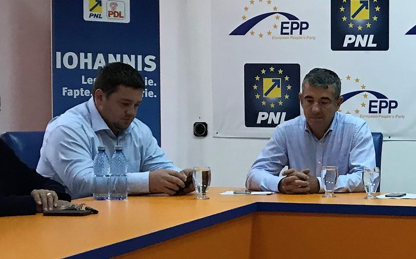 Doar trei liberali vor la Primăria Bacău