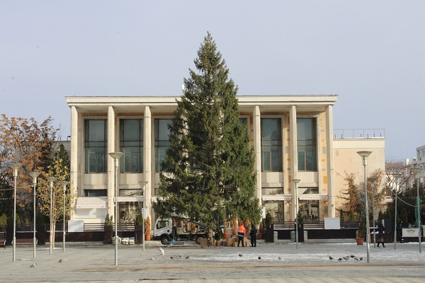 """Program încărcat de """"Marea Unire"""" în Bacău"""