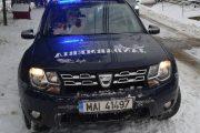 Jandarmii păzesc liniștea sărbătorilor