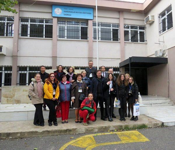 Palatul Copiilor Bacău a participat la o întrunire internațională, privitoare la problematica migrației în spațiul european