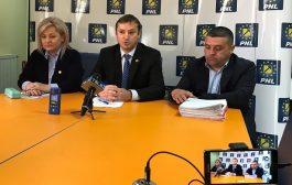 Autostrăzile Moldovei trecute prin Parlament de liberali (video)