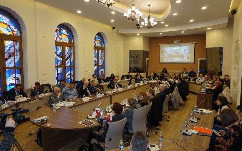 Consilierii  județeni PNL, protest față de modul în care s-au împărțit banii în județul Bacău