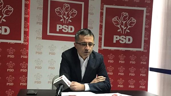 Benea candidează la Parlamentul European. Vezi lista PSD și locul ocupat de băcăuan.