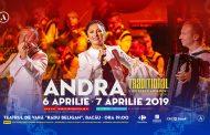 """Andra bate toate recordurile în Bacău. Pentru prima oară un artist """"face a doua sală"""" la Teatrul de Vară"""