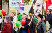 Marș pentru viață - Unic din prima secundă (foto)