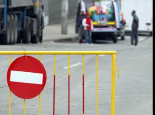 Restricții de circulație în Bacău