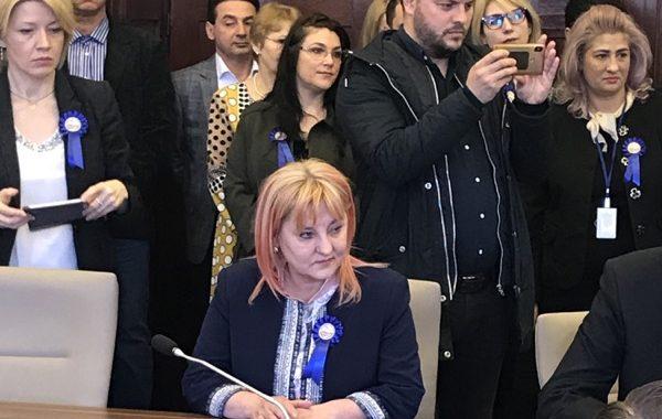 """Tudorița Lungu, deputat PNL: """"Investițiile publice din județul Bacău, în pericol din cauza lipsei fondurilor"""""""