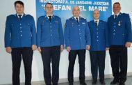Avansări în grad de ziua Jandarmeriei